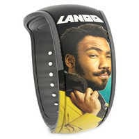Image of Lando Calrissian MagicBand 2 - Solo: A Star Wars Story - Limited Release # 1
