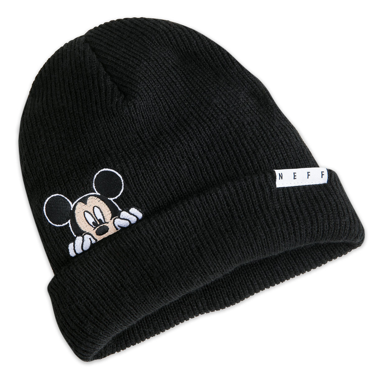 Product Image of Mickey Mouse Beanie - Neff - Adults   1 42b80d8b8fb