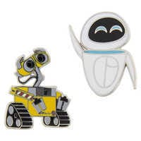 Image of WALL•E and E.V.E. Pin Set # 1