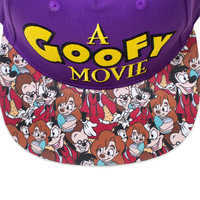 Image of A Goofy Movie Baseball Cap for Adults by Cakeworthy # 3