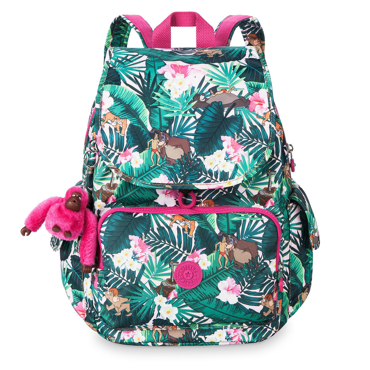 Product Image Of Jungle Book City Pack Backpack By Kipling 1