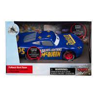 Image of Fabulous Lightning McQueen Pullback Stunt Racer # 2