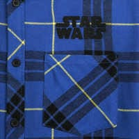 Image of Max Rebo Band Flannel Shirt for Adults - Star Wars # 4