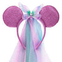 Image of Minnie Mouse Fairy Wings Headband # 2