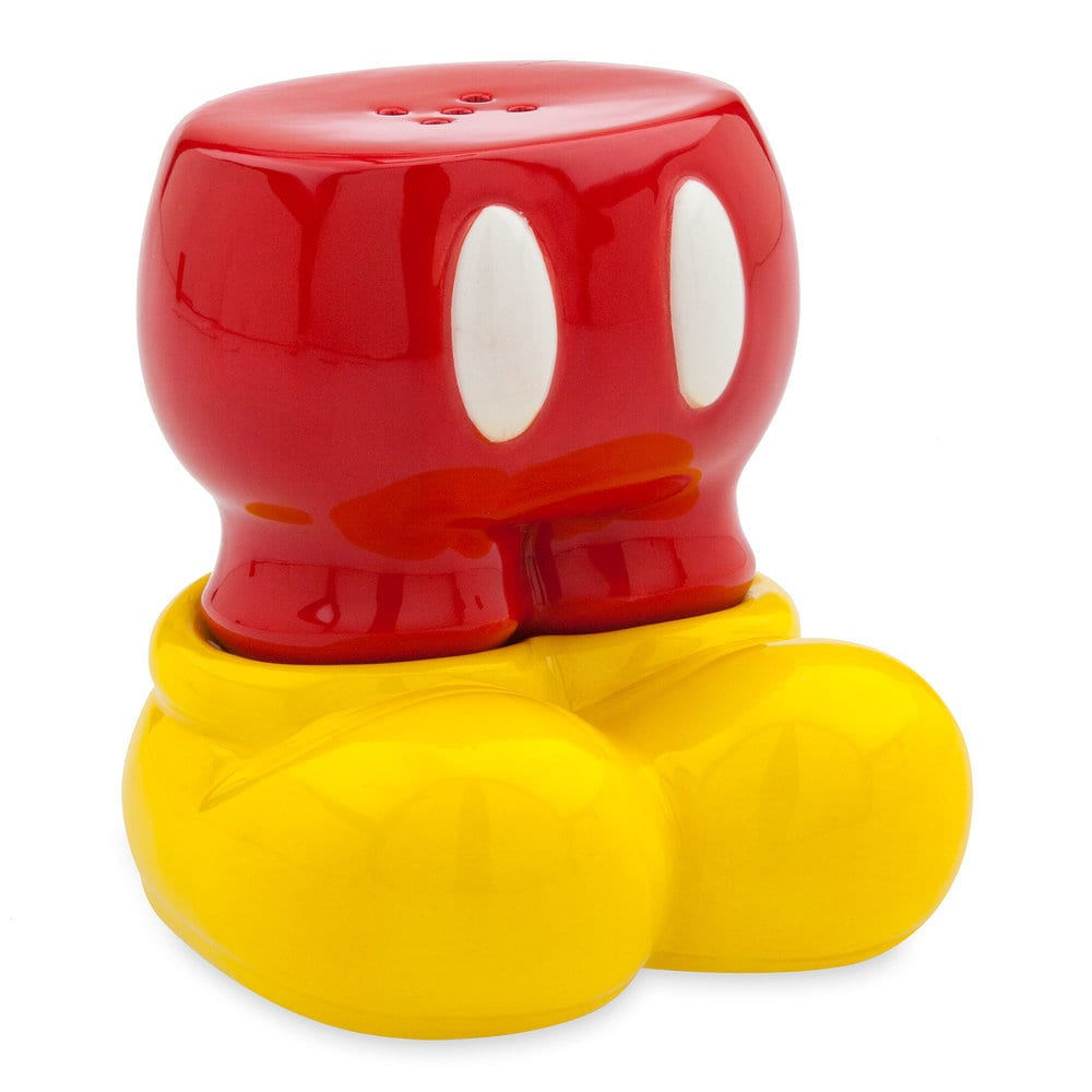Mickey Mouse Stackable Salt and Pepper Set Official shopDisney