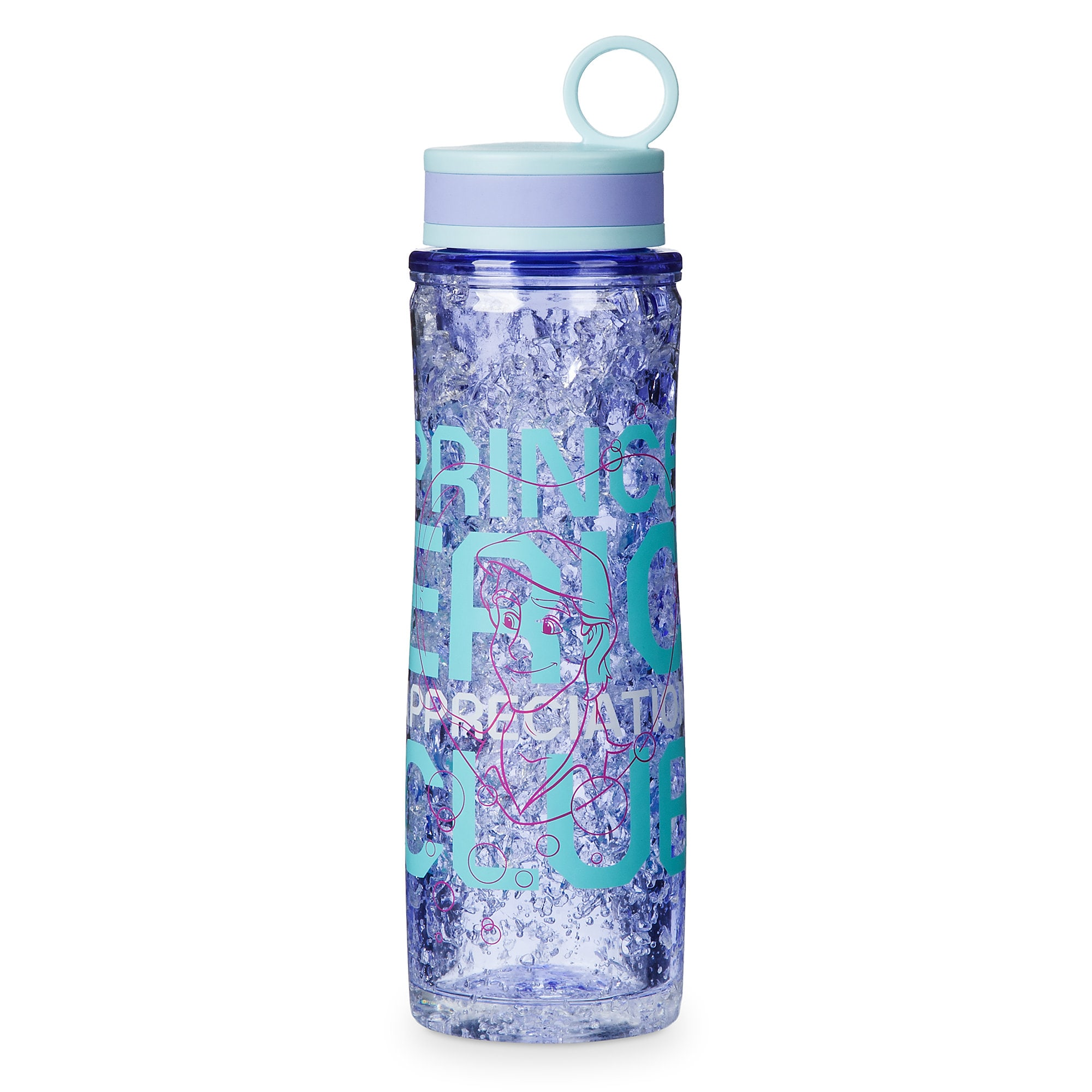 Prince Eric Freezable Travel Water Bottle - Oh My Disney