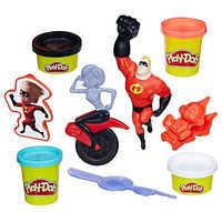Image of Incredibles 2 Incredible Tools Play-Doh Set # 1
