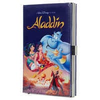 Image of Aladdin ''VHS Case'' Clutch Bag - Oh My Disney # 1