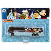 Image of Mickey Mouse and Friends Bus - Disney Parks 2019 # 2