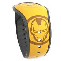 Image of Iron Man MagicBand 2 # 2