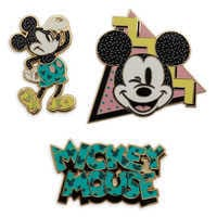 Image of Mickey Mouse Memories Pin Set - September - Limited Release # 1