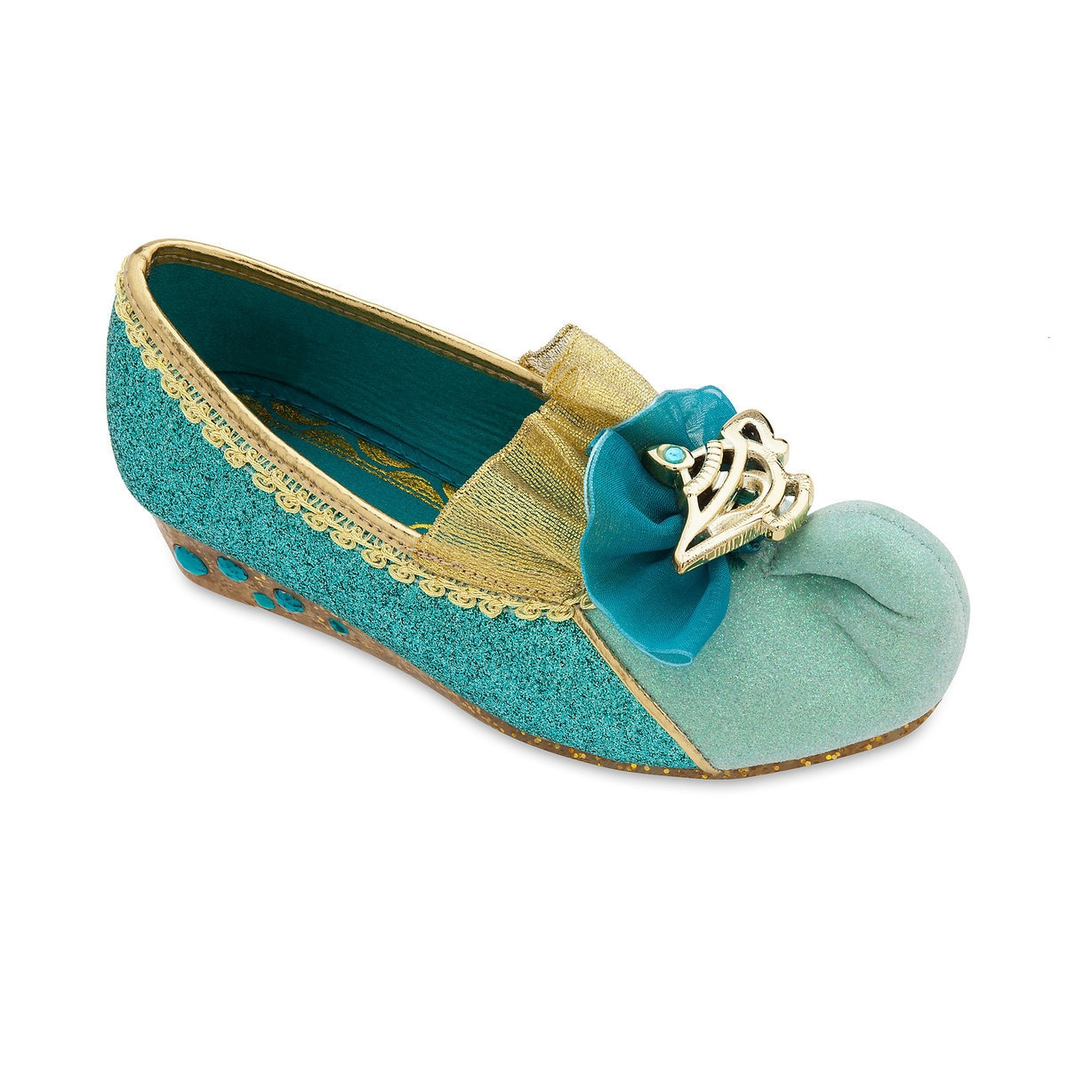 ad572e962a70 Product Image of Jasmine Costume Shoes for Kids   1