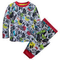 Image of Star Wars ''May The Force Be With You'' PJ Set for Boys # 1