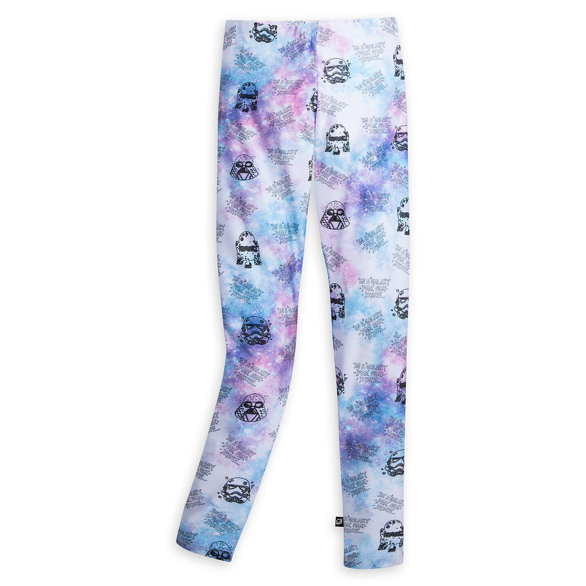 8ed7f2617bf4d Product Image of Star Wars Galaxy Leggings for Tweens by Terez # 1