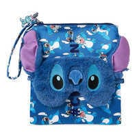 Image of Stitch Eye Mask with Case for Women # 1