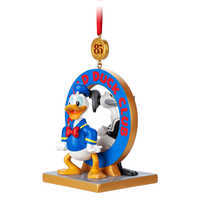 Image of Donald Duck Legacy Sketchbook Ornament - Limited Release # 2