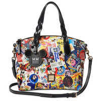 Image of Mickey Mouse Satchel by Dooney & Bourke # 5