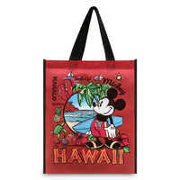 Image of Mickey Mouse Reusable Tote - Hawaii # 1