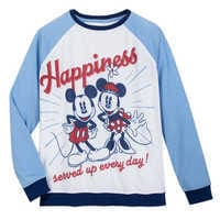 Image of Mickey and Minnie Mouse Pajama Set for Women # 2
