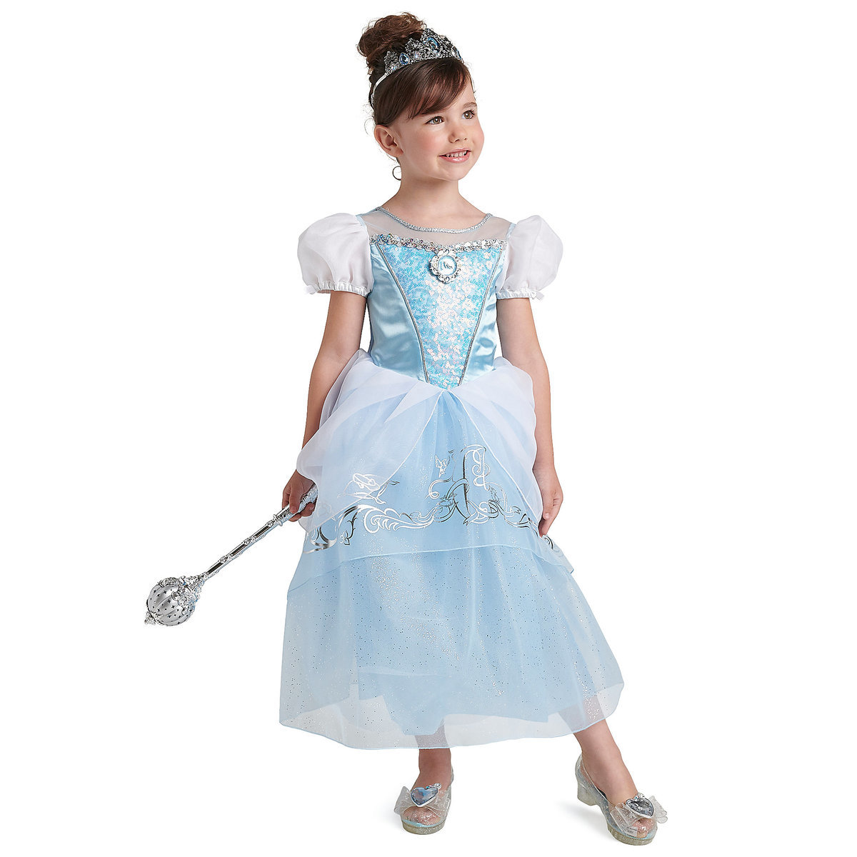 Product Image of Cinderella Costume for Kids # 2