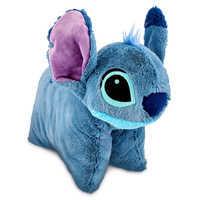 Image of Stitch Plush Pillow # 1