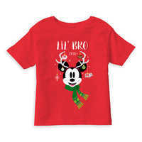 Image of Mickey Mouse Holiday Vacation T-Shirt for Boys - Customizable # 1