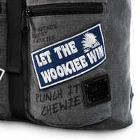 Image of Star Wars Wookiee Backpack by Loungefly # 6