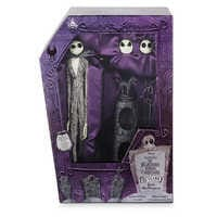 Image of Jack Skellington 25th Anniversary Limited Edition Doll - The Nightmare Before Christmas # 3