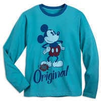 Image of Mickey Mouse ''The True Original'' PJ Set for Men # 3
