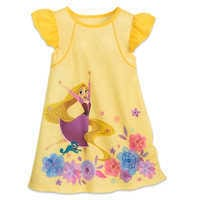 Image of Rapunzel Nightshirt for Girls # 1