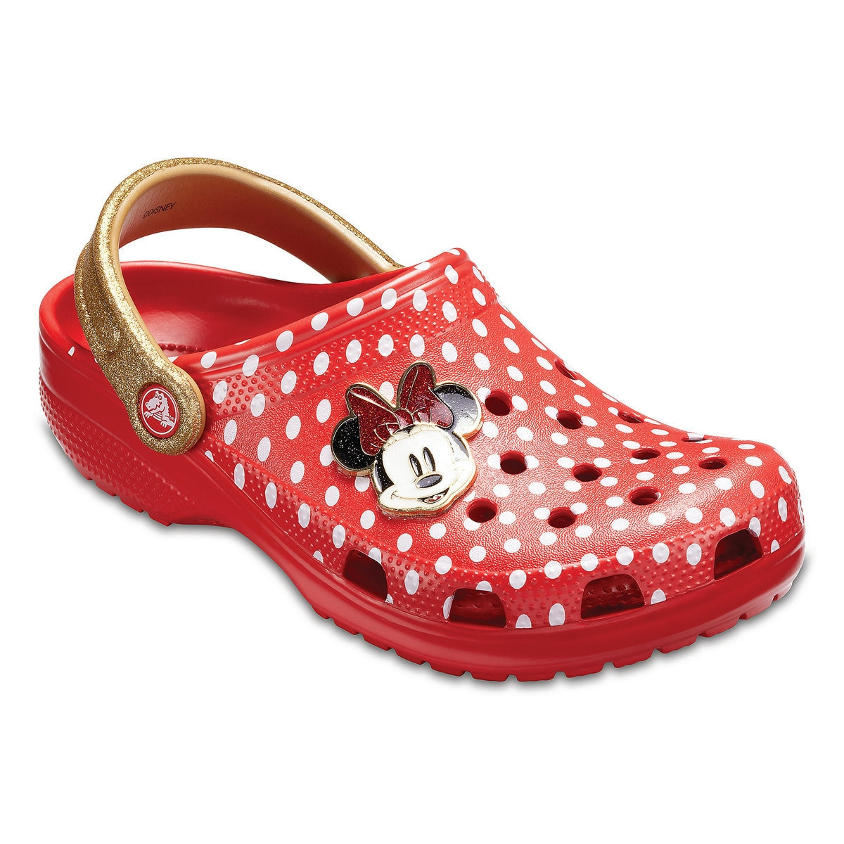 f1df68ce4 Product Image of Minnie Mouse Classic Clogs for Women by Crocs   1