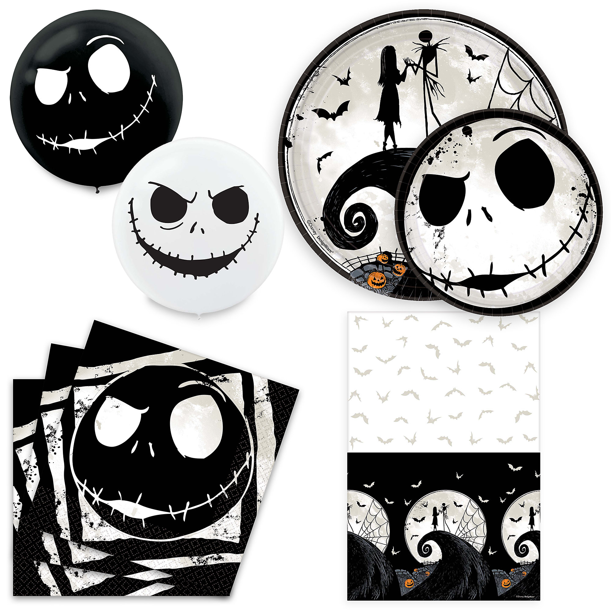 The Nightmare Before Christmas Party Collection