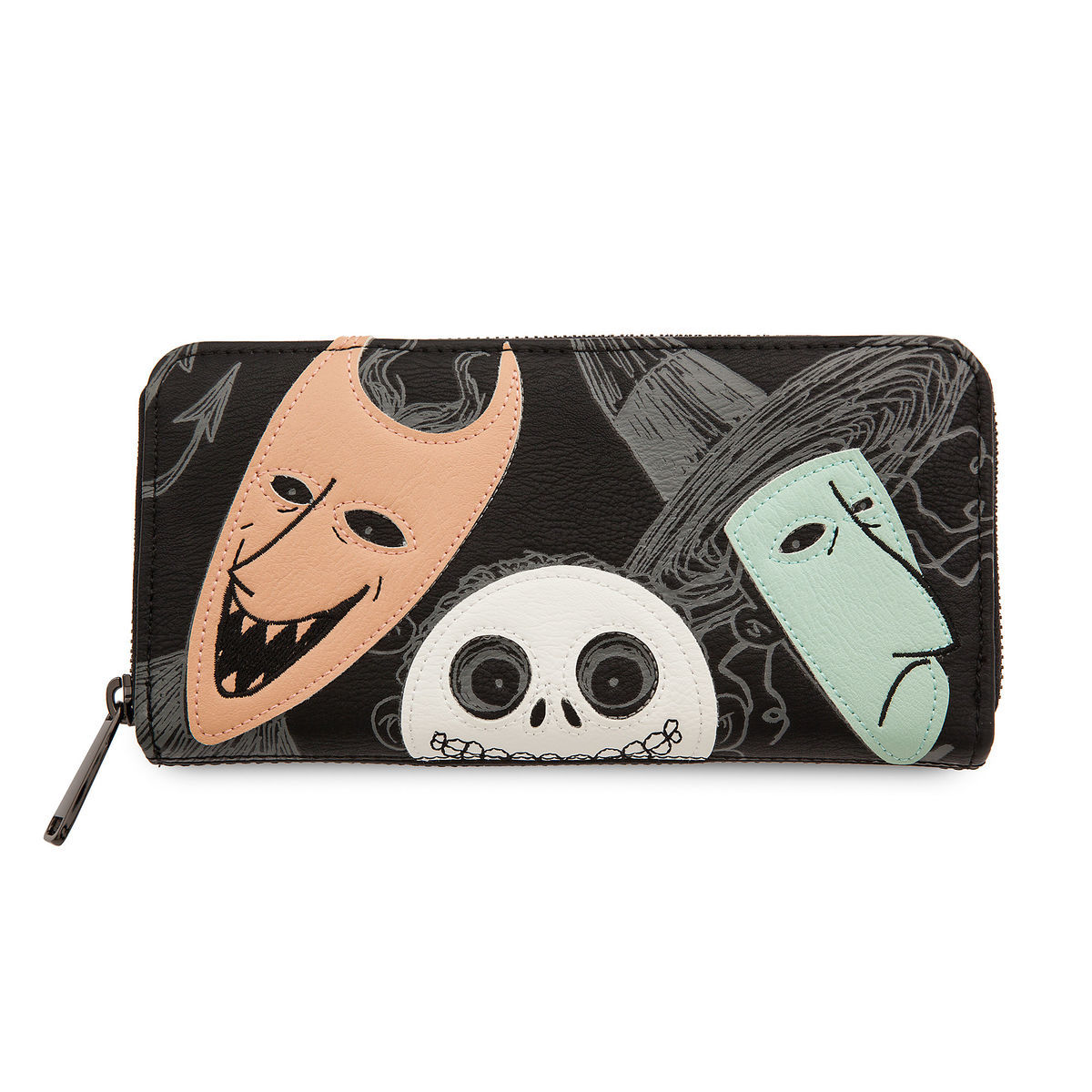 Lock, Shock, and Barrel Fashion Wallet | shopDisney