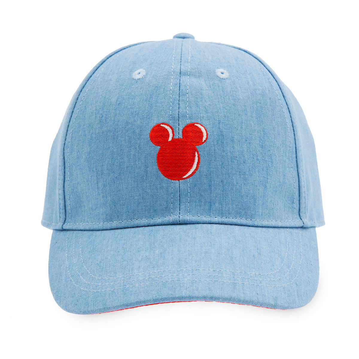 Product Image of Mickey Mouse Summer Fun Baseball Cap for Adults   1 27d62af0ff3