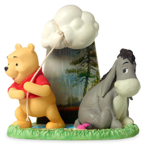 Winnie The Pooh And Eeyore Figurine By Precious Moments