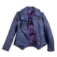 Image of Mal Faux Leather Moto Jacket for Girls - Descendants 3 # 3