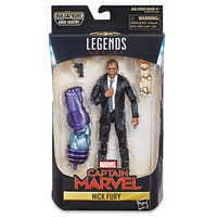 Image of Nick Fury Action Figure - Legends Series - Marvel's Captain Marvel # 3