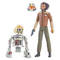 Image of Jarek Yeager and Bucket (R1-J5) Action Figure Set - Star Wars: Resistance # 1