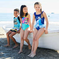 Image of Elsa Swimsuit for Kids - Frozen # 6