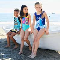 Image of Elsa Swimsuit for Kids - Frozen # 6