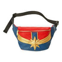 Image of Marvel's Captain Marvel Hip Pack by Loungefly # 1