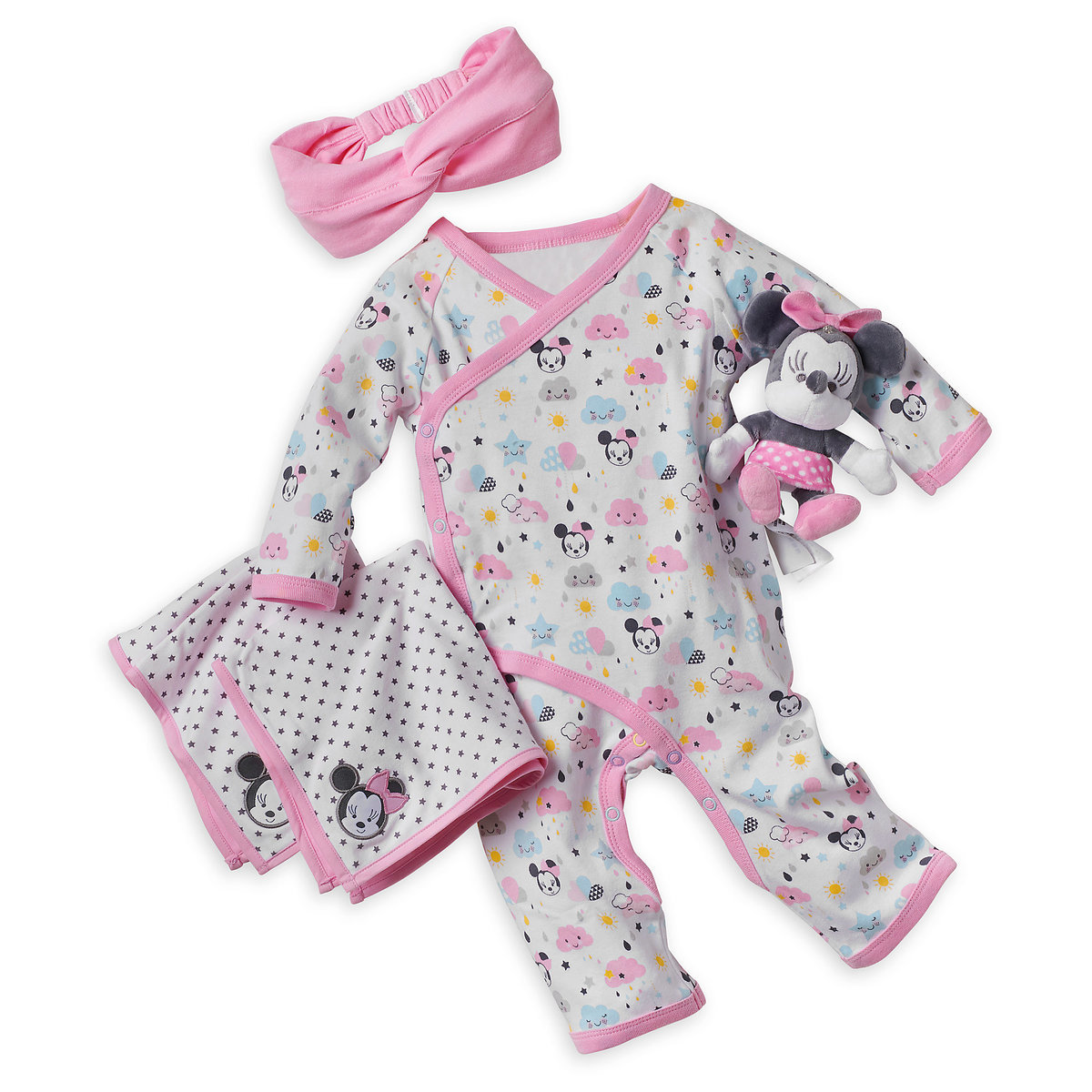 Minnie Mouse Gift Set for Baby | shopDisney