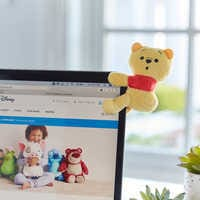 Image of Winnie the Pooh Plush Clip-On - Micro # 2