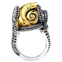 Image of Ursula Tentacle Ring by RockLove - The Little Mermaid # 1