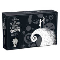 Image of The Nightmare Before Christmas 25 Years Collector's Chess Set # 4