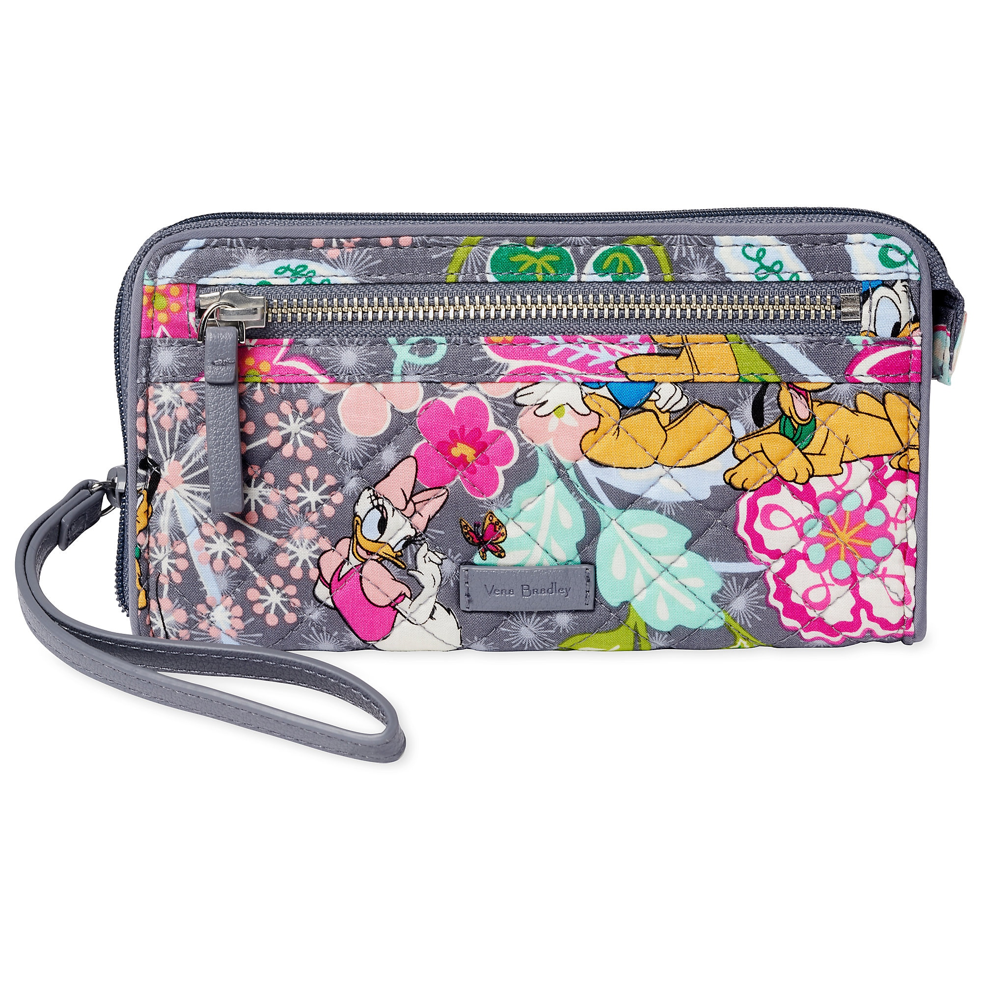Mickey Mouse and Friends Wristlet by Vera Bradley