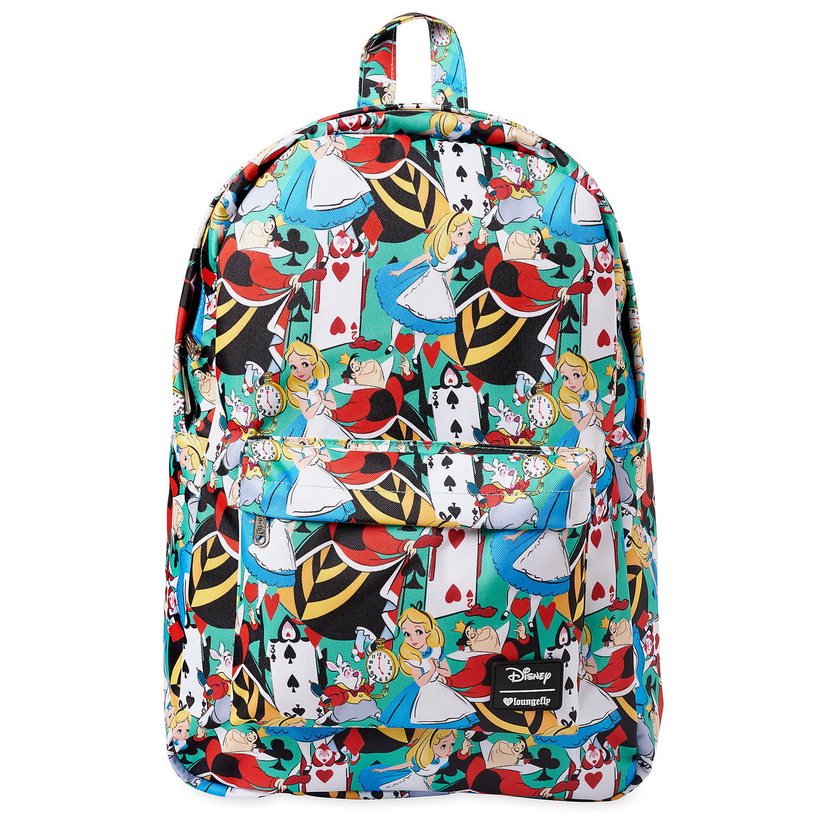 00225e2b82d Product Image of Alice in Wonderland Backpack by Loungefly   1