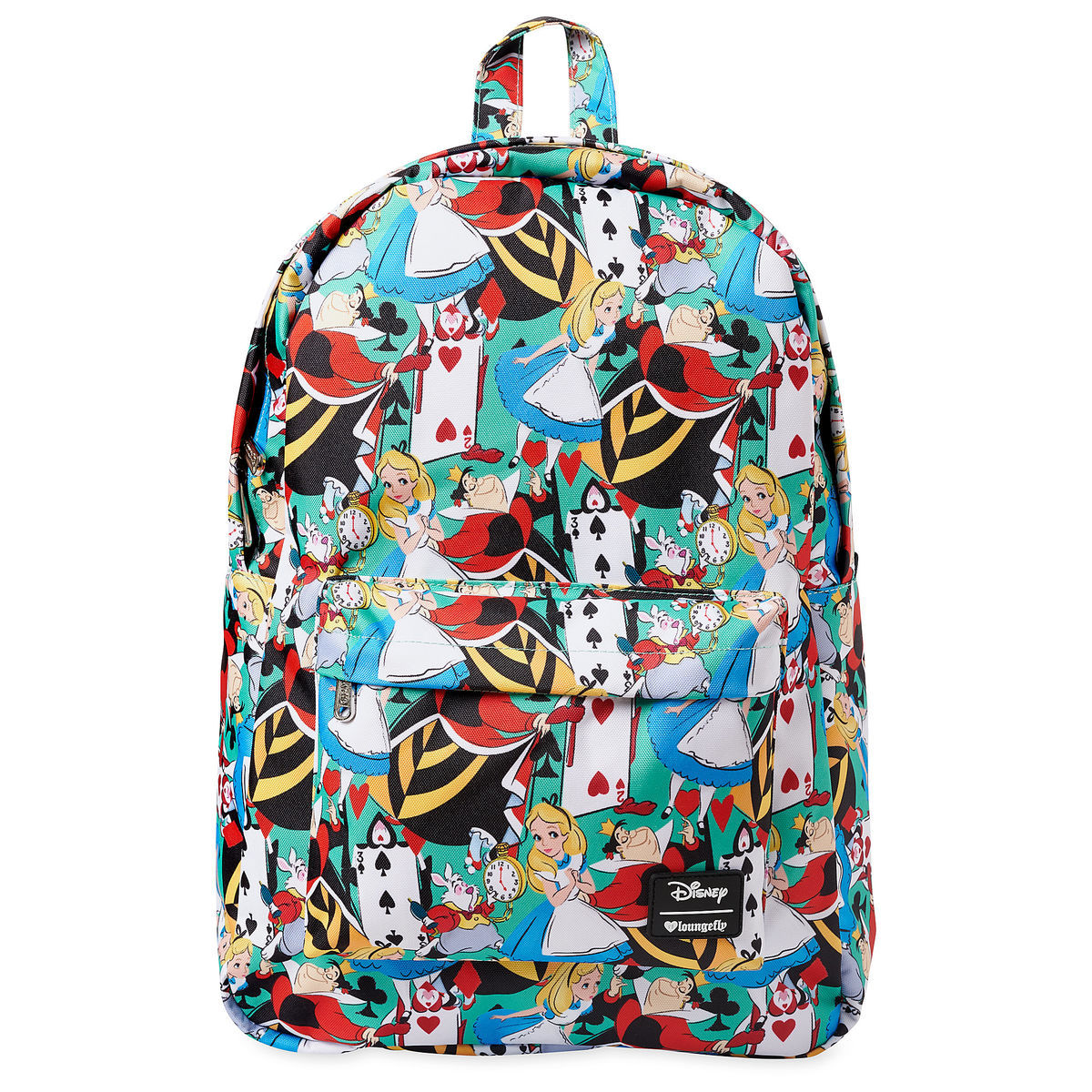 Product Image of Alice in Wonderland Backpack by Loungefly   1 15e2f9305c238