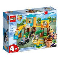 Image of Buzz & Bo Peep's Playground Adventure Play Set by LEGO - Toy Story 4 # 2