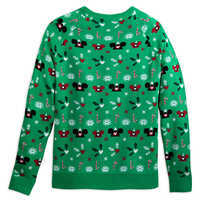 Image of Mickey Mouse ''Ugly'' Sweater for Adults # 3